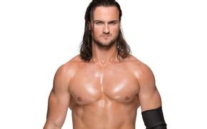 Picture muscle, wrestler, WWE, athlete, NXT, Raw, Drew McIntyre, Drew MacIntyre