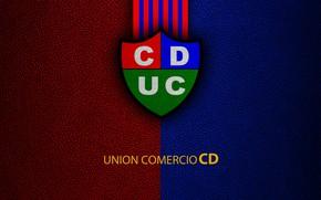 Picture wallpaper, sport, logo, football, CD Union Comercio