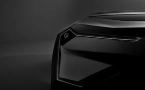 Picture coupe, BMW, emblem, the rear part, 2019, Vision M NEXT Concept