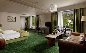 Picture room, interior, the hotel, Radisson Blu Park Hotel