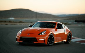 Picture coupe, Nissan, track, 2018, 370Z, Nismo, Project Clubsport 23