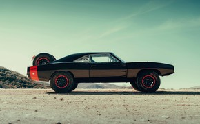 Picture 1970, Off-Road, Charger R/T