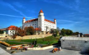 Picture October, Slovakia, Bratislava, 2019, Bratislava