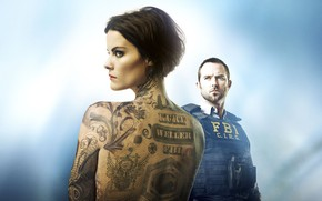 Picture Actor, Poster, Actress, The series, Tattoo, FBI, Jaimie Alexander, Actress, Actor, Cover, Tattoos, The FBI, …