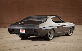 Picture Muscle, Coupe, Chevelle, Vehicle