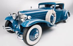 Picture Blue, Vintage, Cord L29