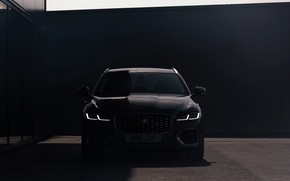 Picture Jaguar, shadow, front, universal, Jaguar XF, 2020, XF, XF Sportbrake