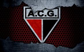 Picture wallpaper, sport, logo, football, Atletico Goianiense