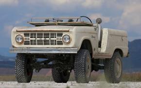 Picture tuning, Ford, 1966, suspension, 2018, Bronco, ICON Bronco Derelict Roadster