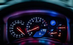 Picture speedometer, Nissan, GT-R, R35, 50th Anniversary, JP-Spec, 2019, Japan version