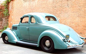 Picture Ford, Hot Rod, Coupe, Retro, Vehicle