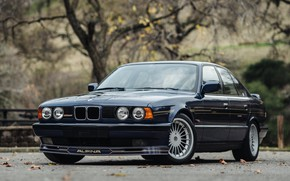 Picture BMW, E34, ALPINA, B10, BITURBO