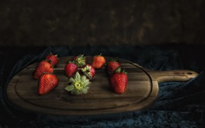 Picture berries, food, strawberry