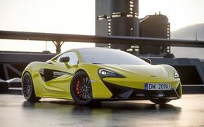 Picture McLaren, Auto, Machine, Car, Render, Rendering, The front, 570s, McLaren 570s, Transport & Vehicles, DW-209AJ, …