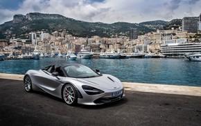 Picture McLaren, supercar, Monaco, Monaco, Spider, 720S, 2019