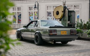 Picture Nissan, Coupe, Skyline, TURBO, R30, RS, R31, Dohc
