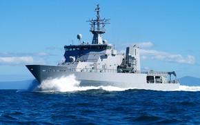 Picture New Zealand, Wellington, Navy