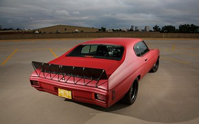 Picture Chevy, Chevelle, Custom, Vehicle, Modified, Chevelle SS