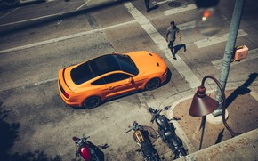 Picture road, transport, motorcycles, car, Ford MUSTANG GT - serie IV