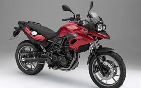 Wallpaper BMW, motorcycle, bike, F 700 GS