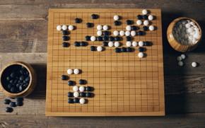 Picture Board, Baduk, Weiqi, Китайская игра, Игра Го