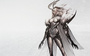 Picture Girl, Monster, Art, Queen, Fiction, Concept Art, Characters, by JeongSeok Lee, Mol, JeongSeok Lee, Moth …