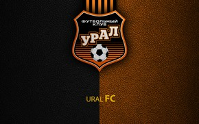 Picture Logo, Football, Soccer, Ural, Russian Club, FC Ural Yekaterinburg