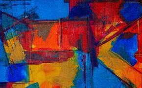 Picture line, paint, texture, colorful, form, texture, color