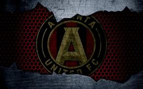 Picture wallpaper, sport, logo, football, Atlanta United