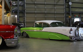 Picture Chevrolet, Bel Air, Lowrider, Custom