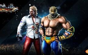 Picture guys, warriors, Tekken 7