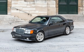 Picture AMG, COUPE, Mercedes - Benz, C124, 300CE