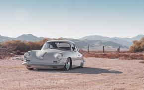 Picture Coupe, Vehicle, Porsche 356