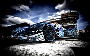 Picture The Mans, Rendering, Morgan, Sports car, WEC, Benoit Fraylon, by Benoit Fraylon, SRT41 LMP2, 24LM, …