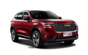 Picture white background, 2020, CUV, Haval, H6