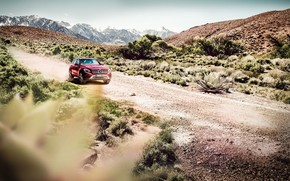 Picture mountains, transport, vegetation, car, Mercedes Benz GLC