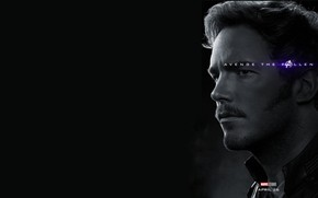 Picture Star Lord, Avengers: Endgame, Avengers Finale, Terpily Thanos, Ashes after clicking, He had lain with …