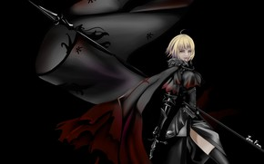 Picture girl, flag, Fate / Grand Order, The destiny of a great campaign