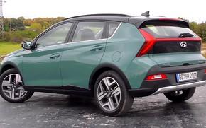 Picture cars, 2022, hyundai models, hyundai bayon, hyundai motors, new model, hyundai car