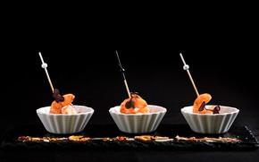 Picture shrimp, seafood, appetizer
