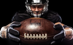 Picture The ball, Sport, Helmet, Male, American football, Rugby