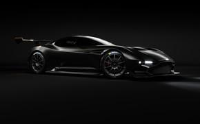 Picture rendering, Aston Martin, CGI, Vulcan