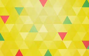 Picture line, pattern, paint, triangle
