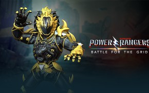 Picture game, armor, Power Rangers, nWay, Power Rangers: Battle for the Grid, Dai Shi
