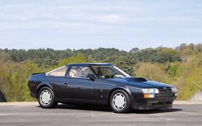 Picture Car, Black, Aston Martin V8 Vantage Zagato