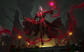 Picture blood, MAG, Vladimir, Legends of Runeterra
