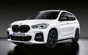 Picture BMW, crossover, 2019, M Performance Parts, BMW X1