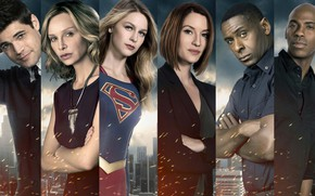 Picture look, actors, the series, Movies, Supergirl, Supergirl