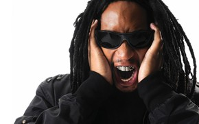 Picture Musician, Glasses, Cry, Lil Jon