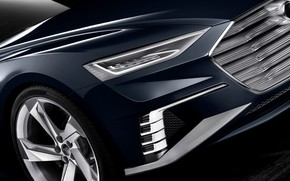 Picture Concept, Audi, before, universal, Before, 2015, Prologue